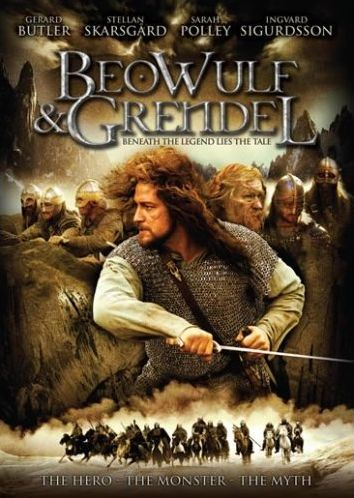 Beowulf and Grendel with Gerard Butler as Grendel